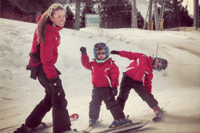Private Ski Lessons for children