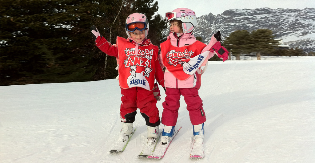 Scuola sci Bambini