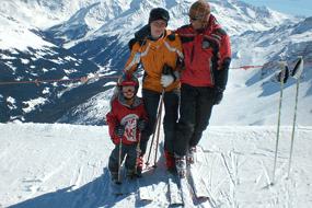 Skiing in Bormio - Anzi Ski School