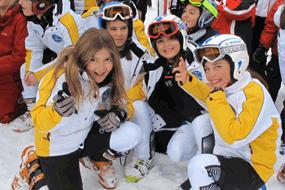 Anzi Ski Team - pre agonistica Anzi